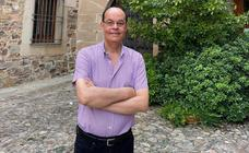 Ramos Rubio saca una nueva publicación basada en el convento de San Francisco