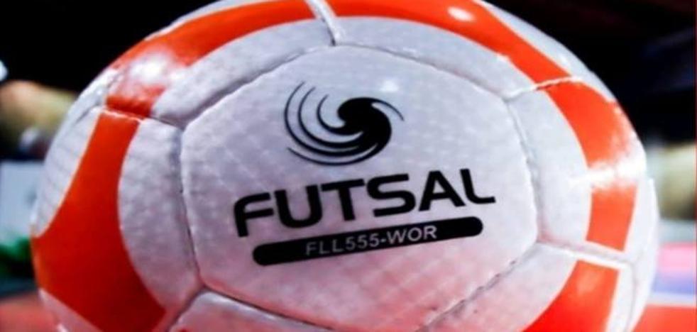 Hoy se disputa la jornada dos de la liga de invierno de fútbol sala