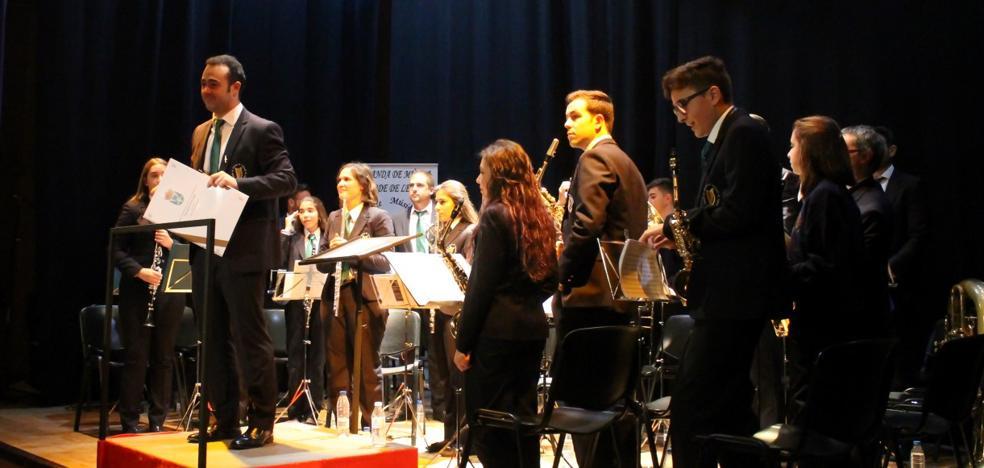 Este domingo, concierto por Santa Cecilia