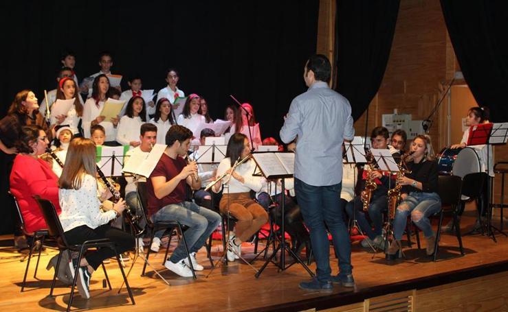 Concierto Navideño de la Escuela Municipal de Música