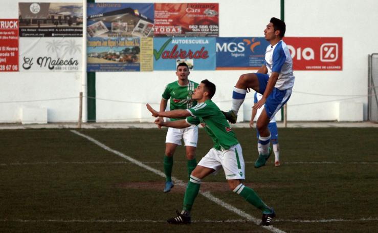 Racing Valverdeño - Olivenza (II)