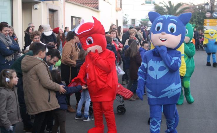 Cabalgata de Reyes 2019 (I)