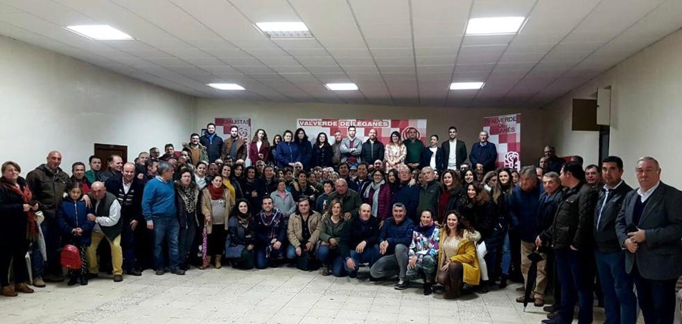 El PSOE presenta su candidatura a las elecciones municipales de mayo