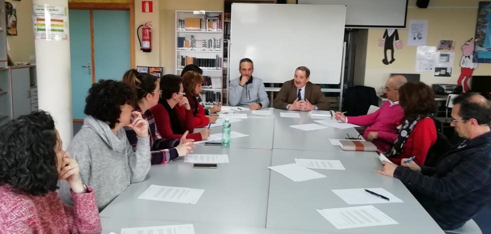 Constituida la Comisión de Absentismo de Educación Primaria y Secundaria