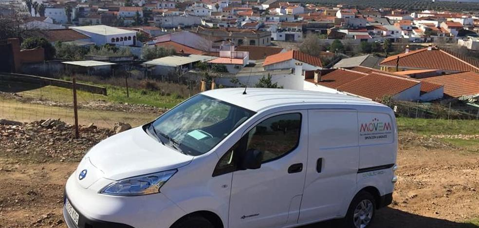 Valverde de Leganés ya cuenta con un vehículo 100 % eléctrico