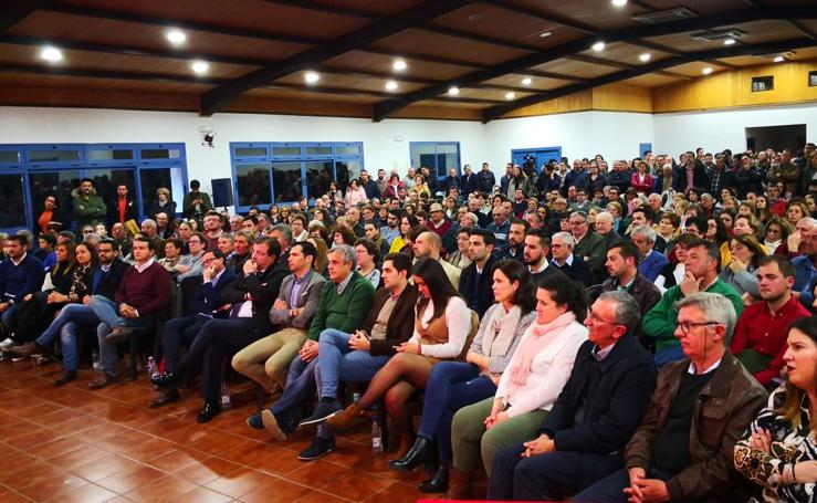 Presentación Candidatura de Manolo Borrego (III)
