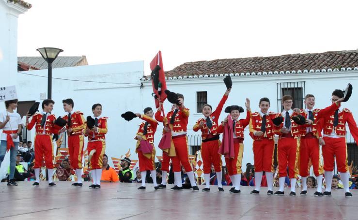 Participantes en el Carnaval 2019 (II)