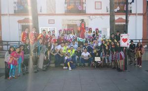El Carnaval en Valverde se cierra con el Domingo de Piñata