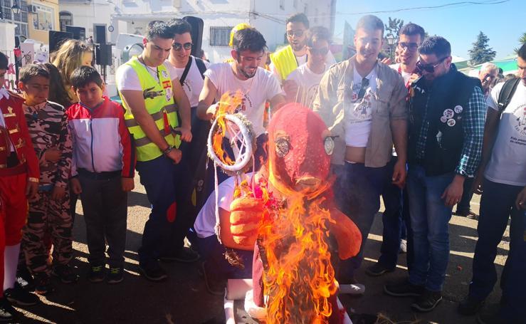 Domingo de Piñata (II)