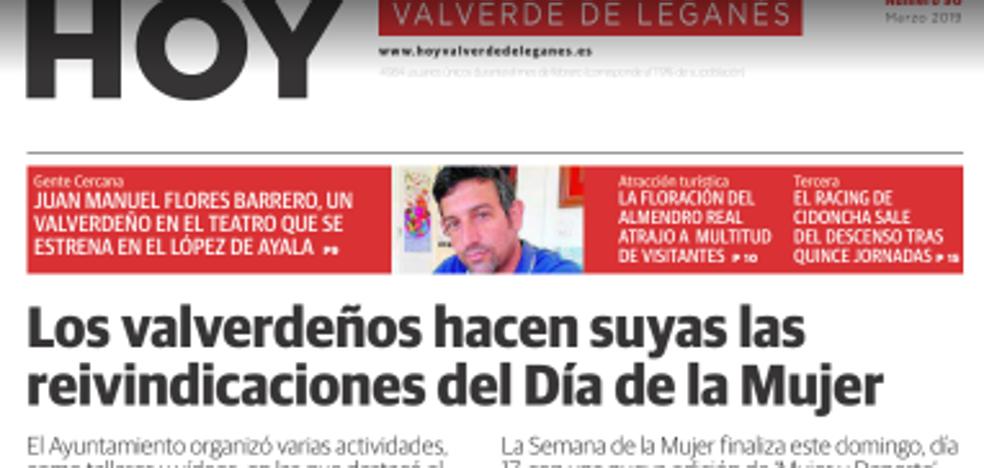 ¡90 ediciones de Hoy Valverde de Leganés!