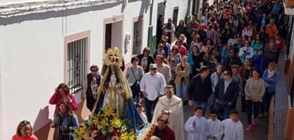 Valverde celebra el Día de la Encarnación