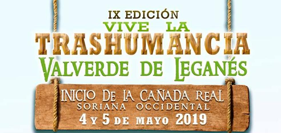 La novena edición de 'Vive la Trashumancia' será el 4 y 5 de mayo