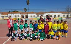 Valverde acoge dos convivencias de fútbol base