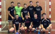 Los Pisos se proclaman campeones en fútbol sala