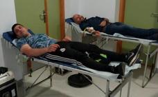 Los valverdeños realizan 120 donaciones de sangre