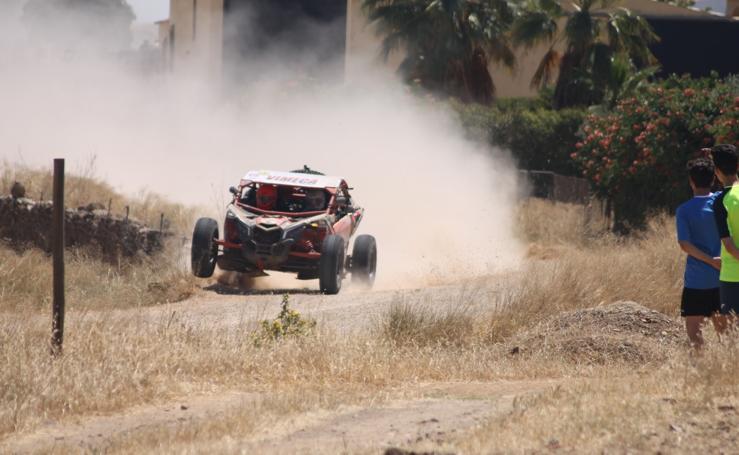 III Baja TT Dehesa de Extremadura (I)