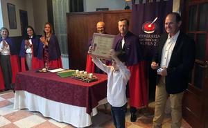 Quesería Valtrejo recibe un reconocimiento por difundir la gastronomía tradicional