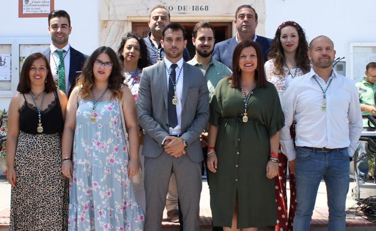 Sesión de Investidura del nuevo Alcalde Manuel Borrego (III)