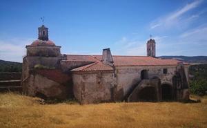 Arquitectura vernácula y paisajes olvidados (III): El Convento de la Madre de Dios