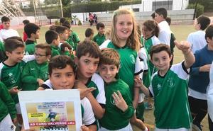 Clausurada la III Liga de Fútbol Base de la Mancomunidad de Olivenza