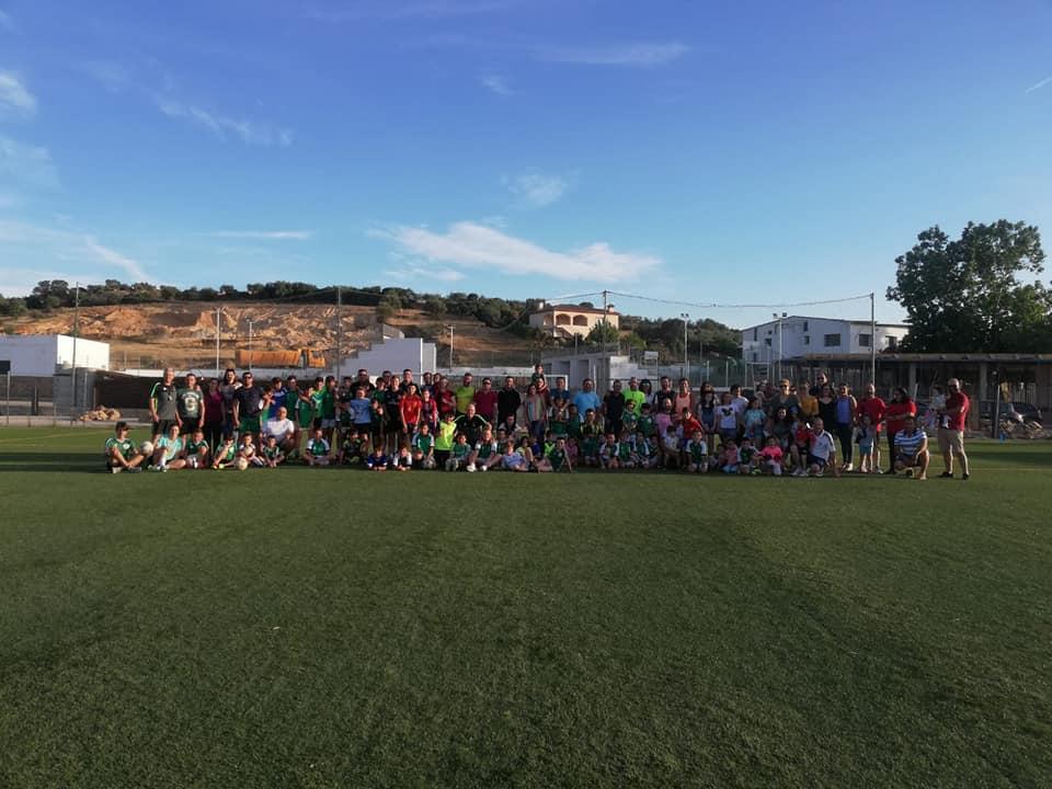 La Asociación Deportiva 'El Cano' clausura su temporada