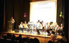 La Escuela Municipal de Música despide su curso con varias actuaciones