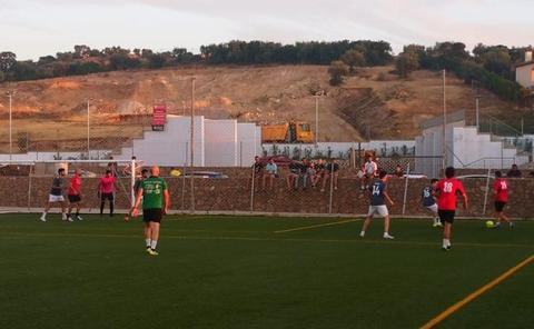 Ya se conocen los emparejamientos de cuartos de final en fútbol 7