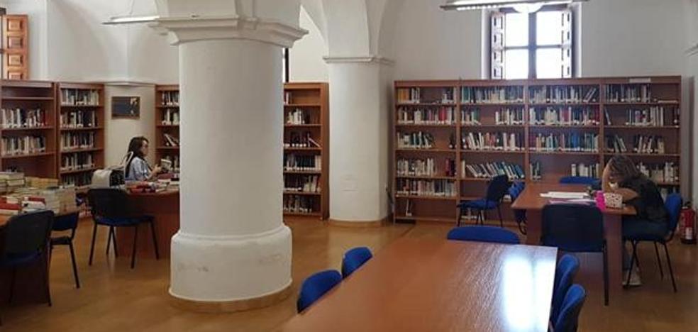 La biblioteca se traslada a la Casa de la Cultura