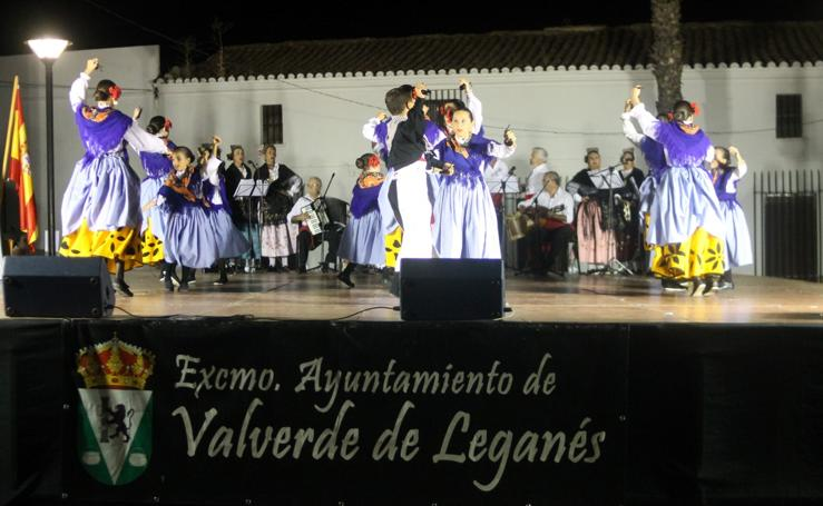 Festival Folklórico Infantil 2019 (I)