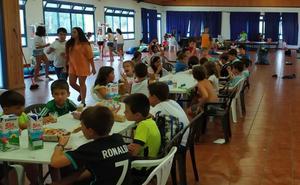El campamento de verano cierra sus puertas con una gran fiesta