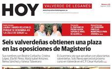 Este miércoles se ha publicado la edición 95 de HOY Valverde de Leganés
