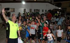La Quincena Deportiva se clausura con la entrega de premios y medallas