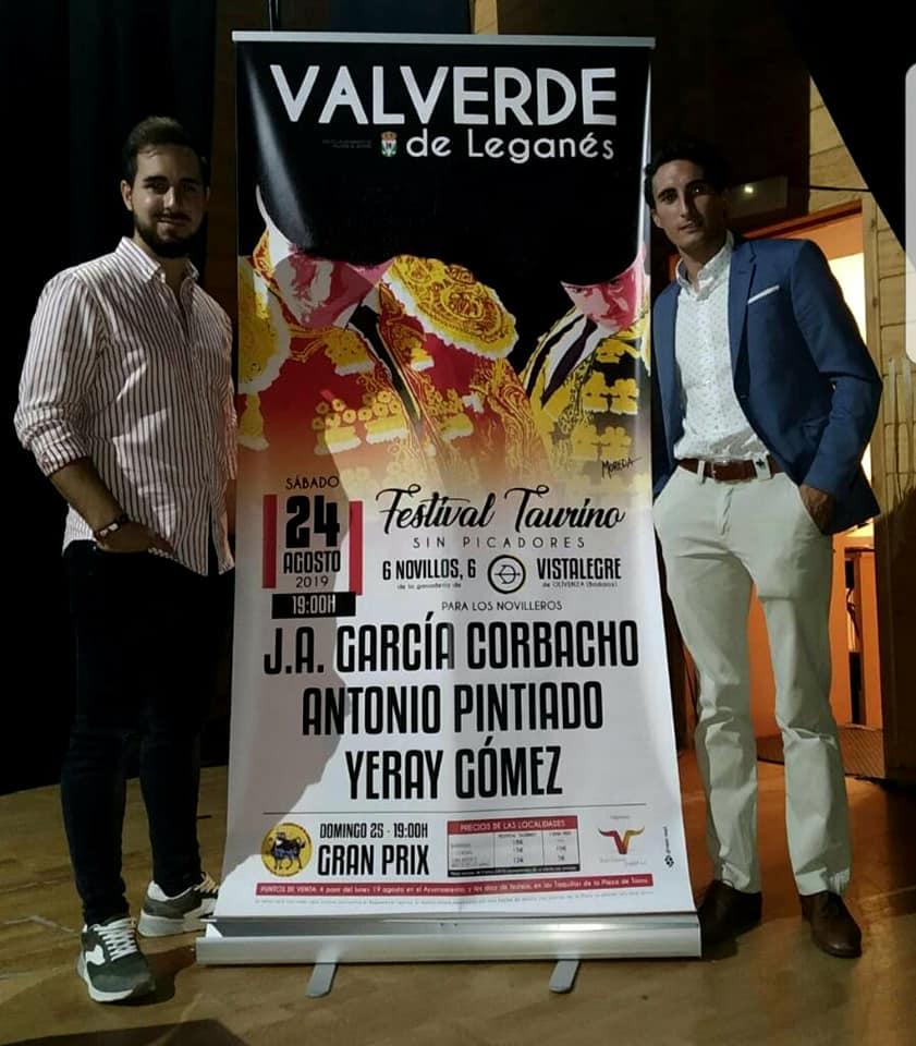 Valverde cerrará agosto con la feria de San Bartolomé