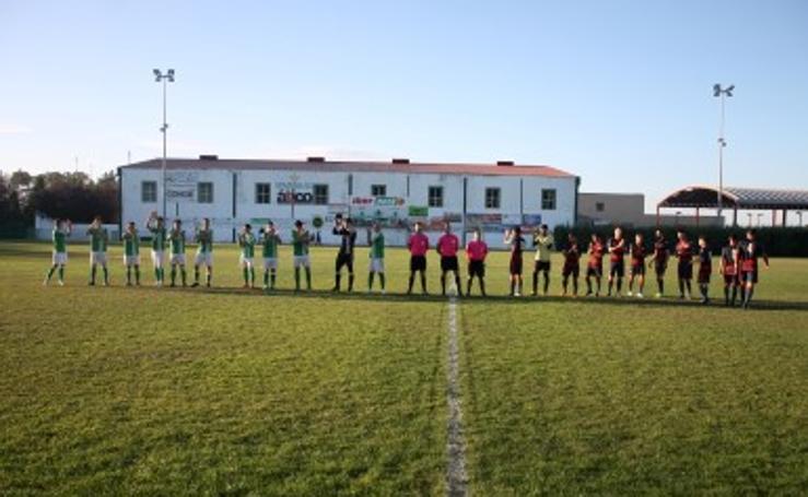 Semifinales Copa Federación (I)