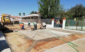 El Ayuntamiento aprovecha agosto y primeros días de este mes para obras de bacheo