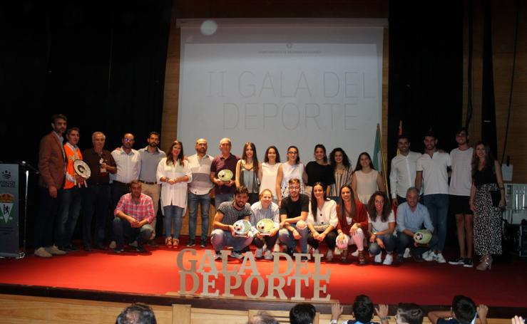 II Gala del Deporte (III)