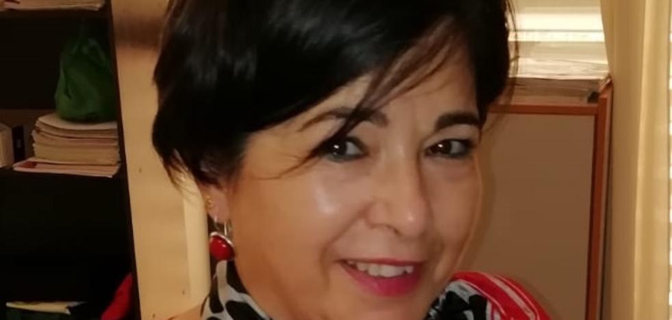 María del Carmen Ferrera, nueva directora del C. P. 'César Hurtado'