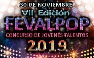 El concurso de Jóvenes Talentos Fevalpop 2019 ya tiene fecha