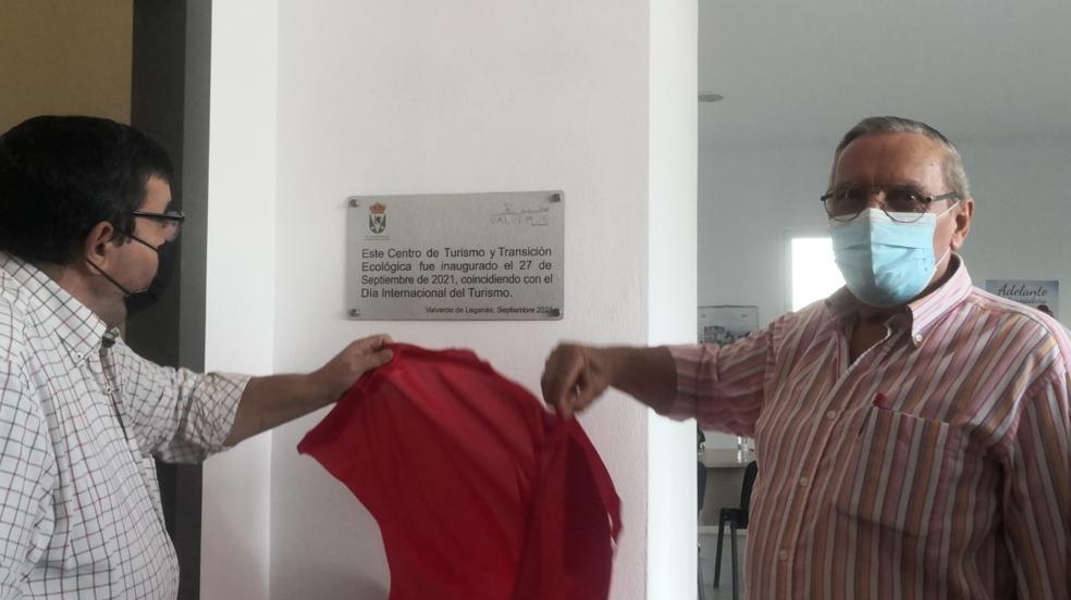 Inauguración del Centro de Turismo