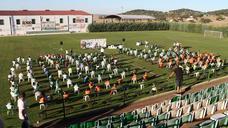 Gala de presentación del deporte (I)