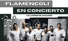 Este martes, concierto de Flamencoli en la plaza Antonio Asensio