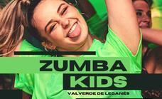 Clases de Zumba Kids para los más pequeños