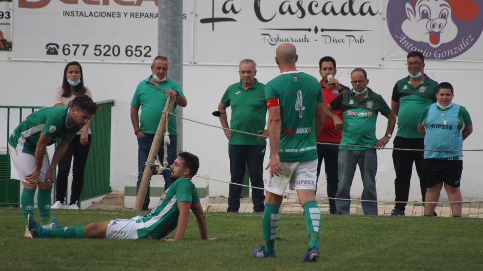 Racing Valverdeño – Gévora (II)