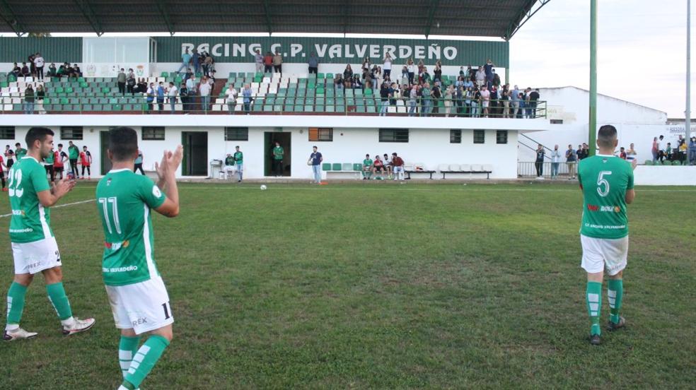 Racing Valverdeño – Gévora (III)