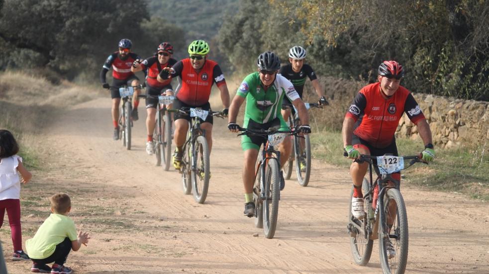 VI Ruta Ole Ole MTB 'Ciudad de Badajoz (II)