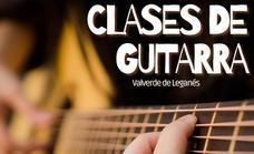Clases de guitarra con Paco Olivera