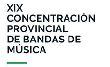 A las 12.00 horas, XIX Concentración Provincial de Bandas de Música