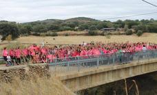 Esta tarde es la marcha solidaria contra el cáncer de mama