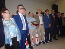 El recuerdo por los donantes caídos estuvo presente en un emotivo 'Día del Donante de Sangre' en Villafranca
