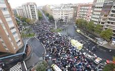 La CAVEX en total desacuerdo por el trato recibido durante la manifestación del pasado domingo para reivindicar un tren digno